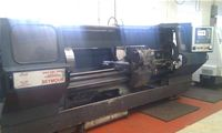 DSG Cnc lathe 600mm dia x 2.1metres between centres