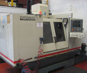 Vmc 1020mm x 510 x 510 4th axis & Renishaw probe